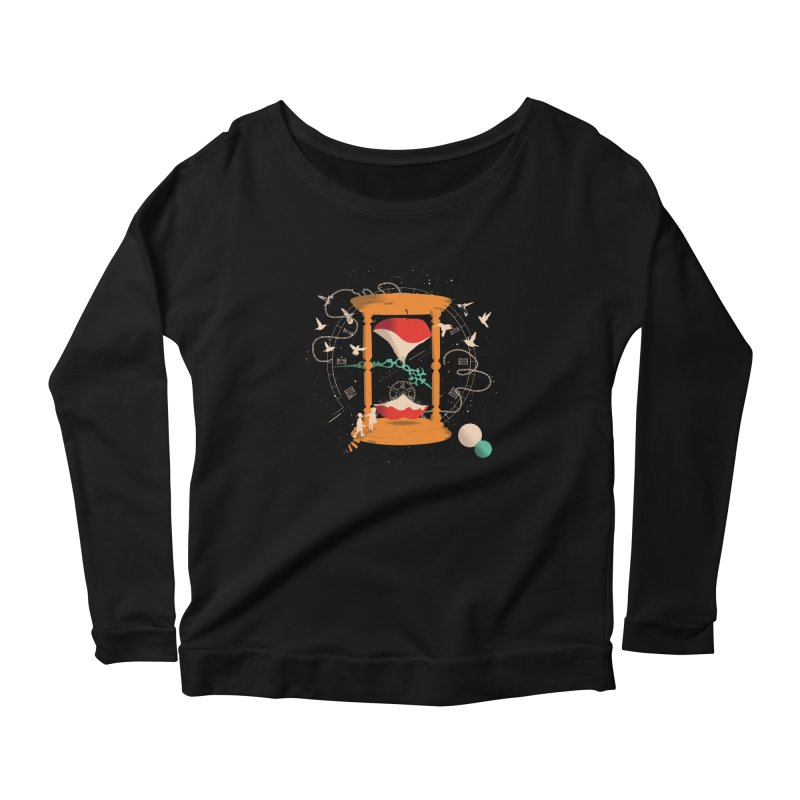 The time we spent together Women's Longsleeve T-Shirt by micronisus's Artist Shop