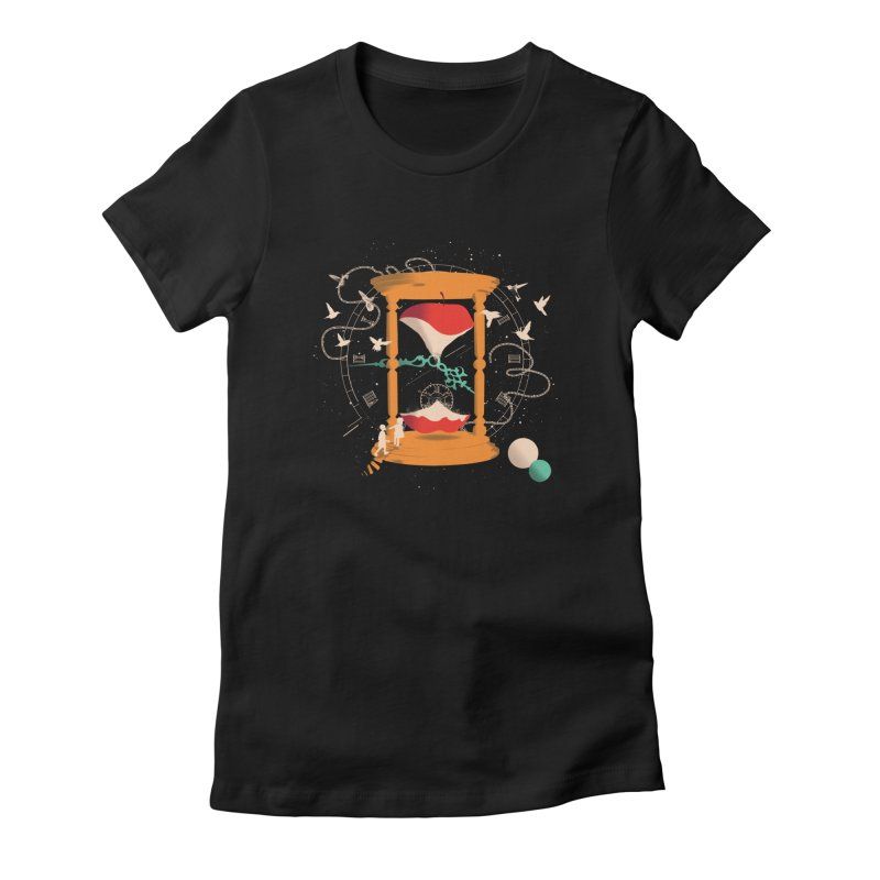 The time we spent together Women's T-Shirt by micronisus's Artist Shop