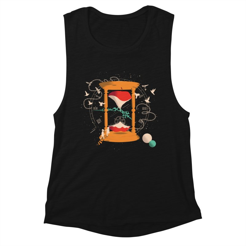 The time we spent together Women's Tank by micronisus's Artist Shop