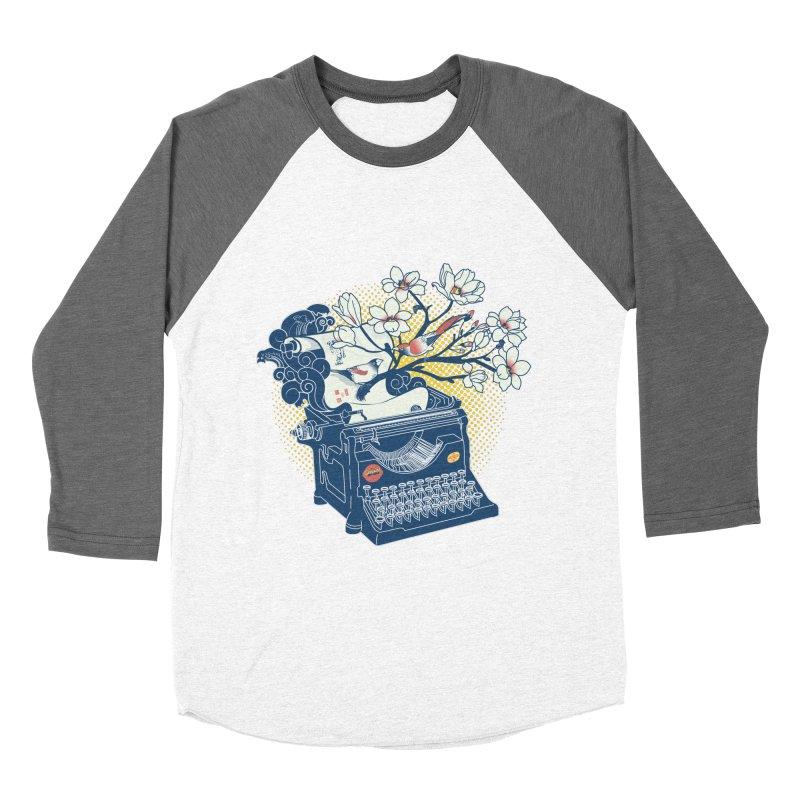 Blossom Women's Longsleeve T-Shirt by micronisus's Artist Shop