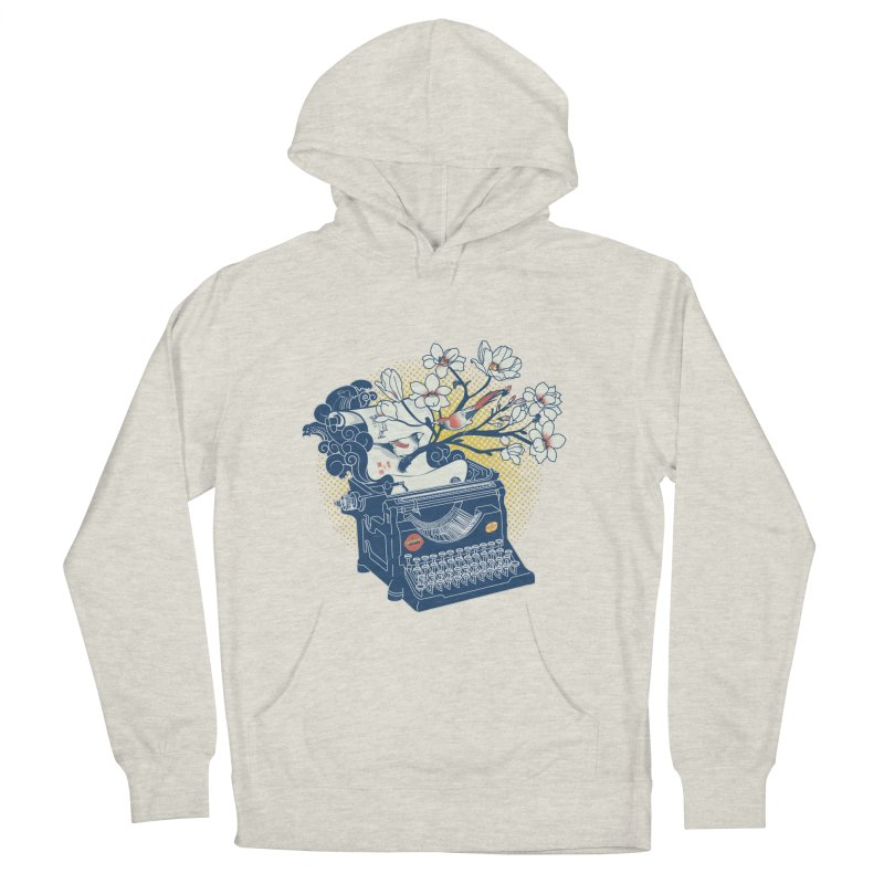Blossom Women's Pullover Hoody by micronisus's Artist Shop
