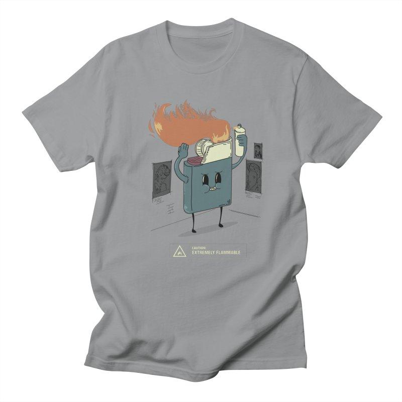 Spray Men's T-Shirt by micronisus's Artist Shop
