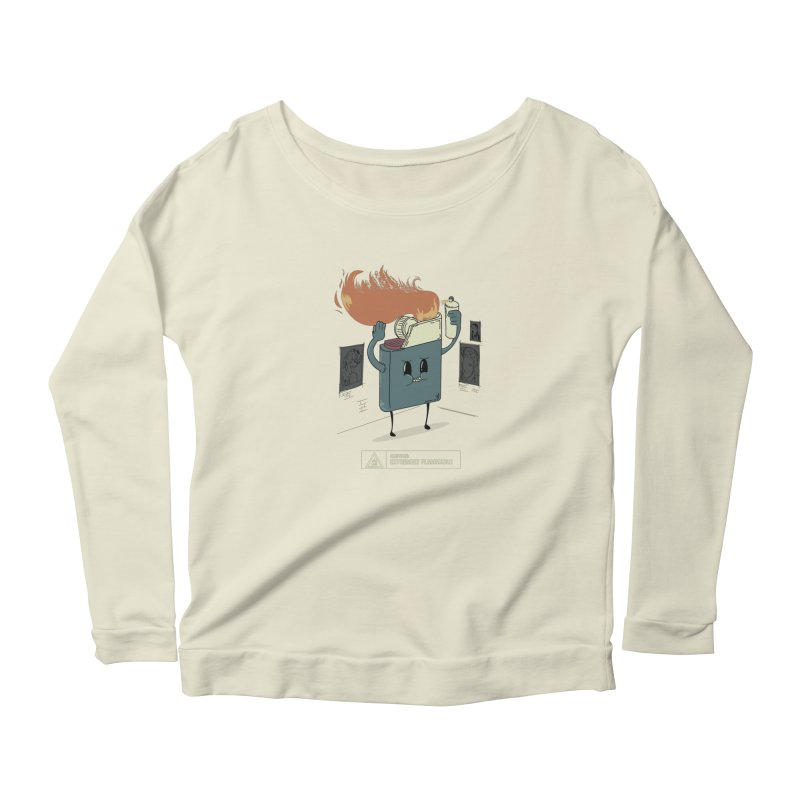 Spray Women's Longsleeve T-Shirt by micronisus's Artist Shop