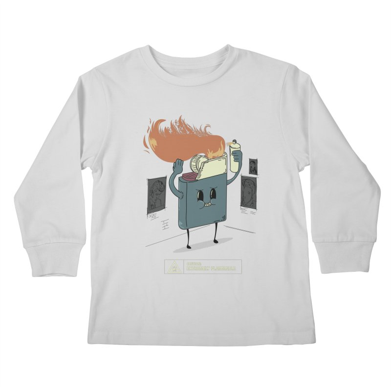 Spray Kids Longsleeve T-Shirt by micronisus's Artist Shop