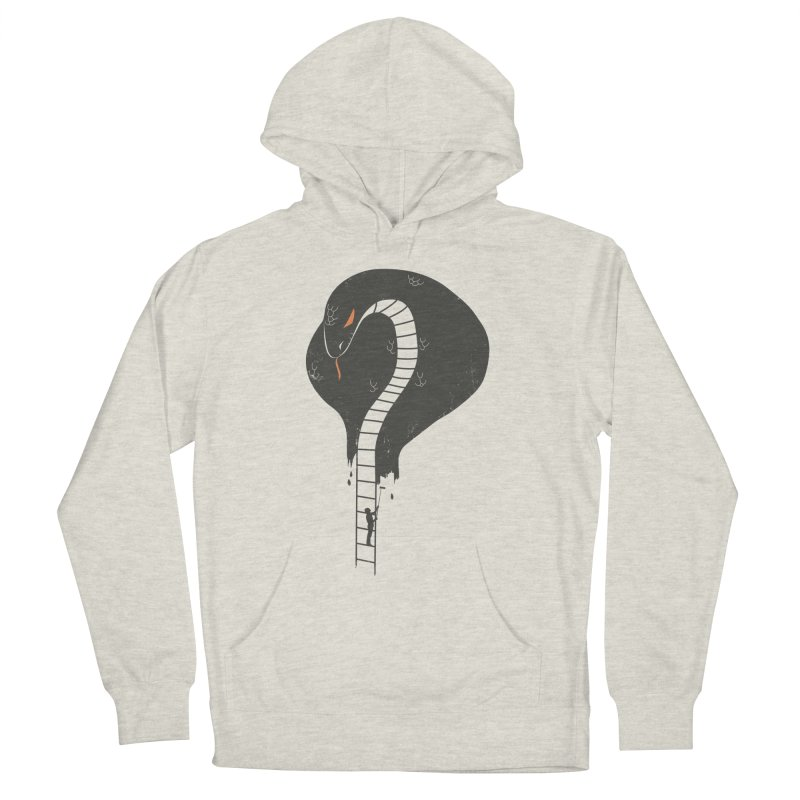 highly dangerous Men's Pullover Hoody by micronisus's Artist Shop