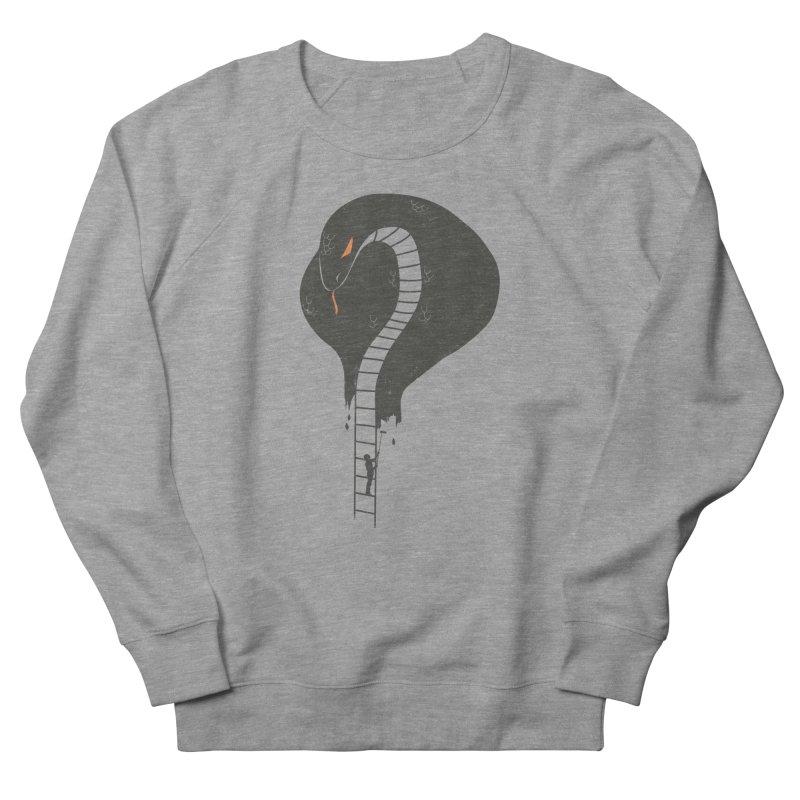 highly dangerous Men's Sweatshirt by micronisus's Artist Shop