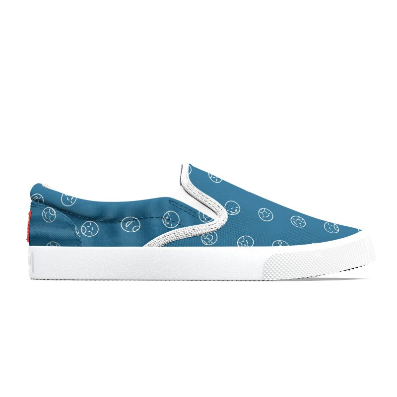 TuringBlue Women's Shoes by MidBoss Shop