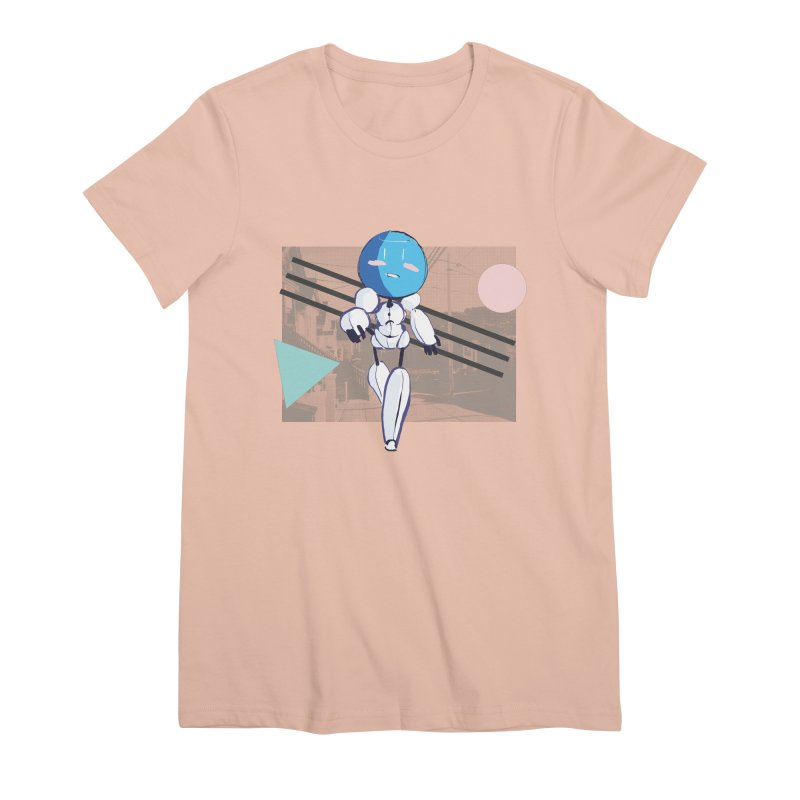 Turing Shirt Women's Premium T-Shirt by MidBoss Shop