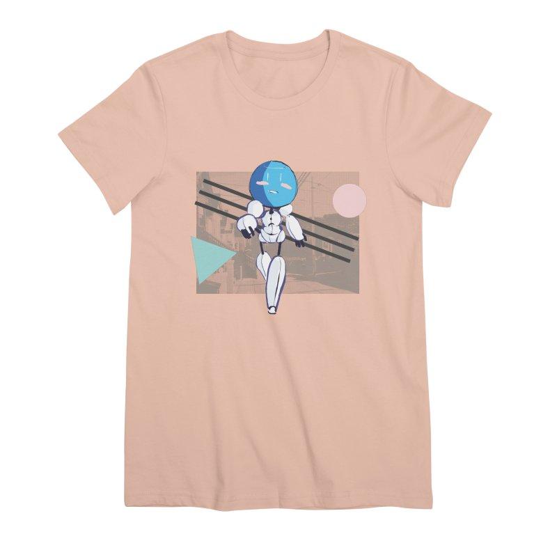 Turing Shirt Women's Premium T-Shirt by MidBoss Shop