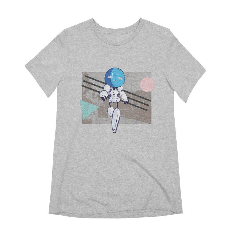 Turing Shirt Women's Extra Soft T-Shirt by MidBoss Shop