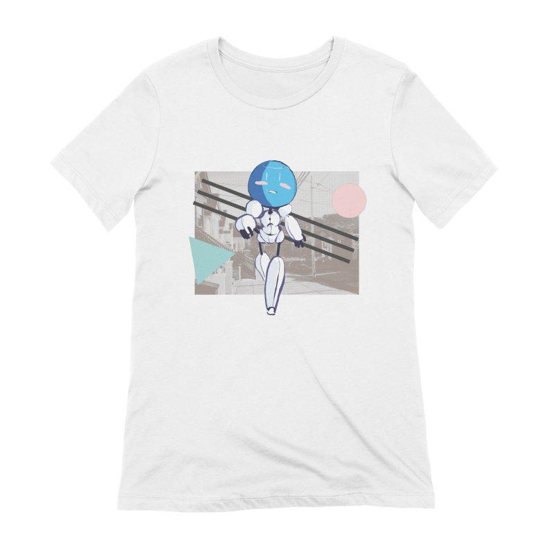 Turing Shirt Women's T-Shirt by MidBoss Shop