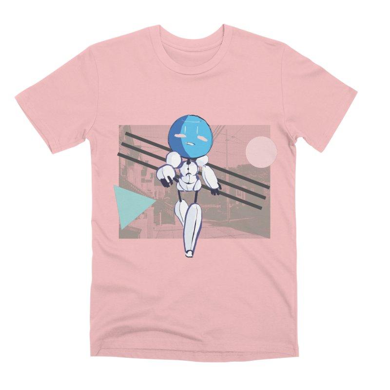 Turing Shirt Men's Premium T-Shirt by MidBoss Shop