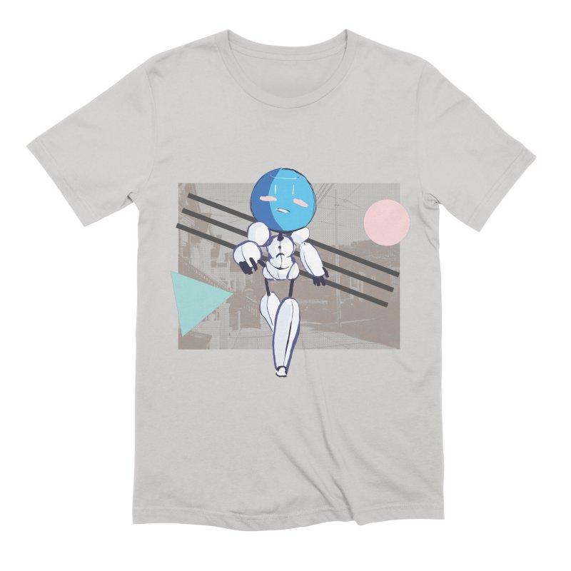 Turing Shirt Men's Extra Soft T-Shirt by MidBoss Shop