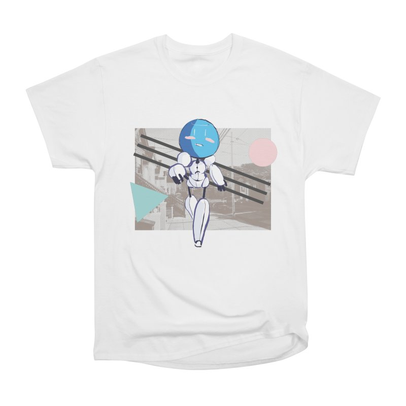 Turing Shirt Women's Heavyweight Unisex T-Shirt by MidBoss Shop