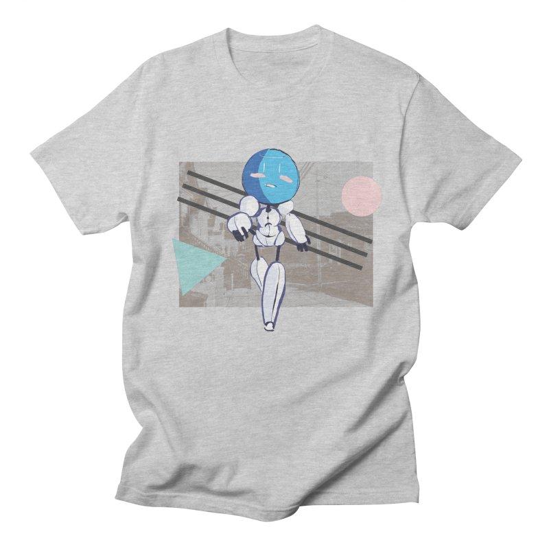 Turing Shirt Men's Regular T-Shirt by MidBoss Shop