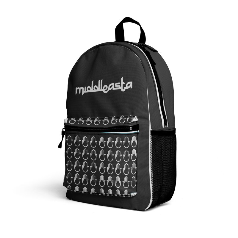 middleasta backpack Accessories Bag by middleasta's Gift Shop
