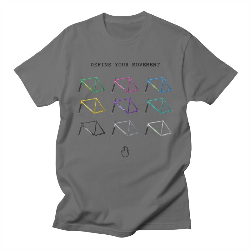 middleasta DEFINE YOUR MOVEMENT T Men's T-Shirt by middleasta's Gift Shop