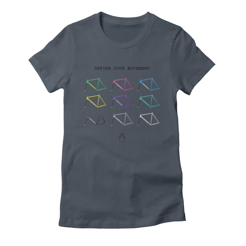 middleasta DEFINE YOUR MOVEMENT T Women's T-Shirt by middleasta's Gift Shop