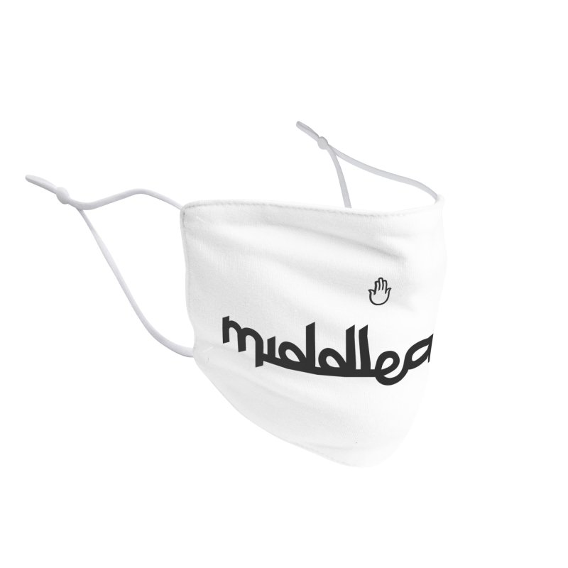 middleasta Logo T Accessories Face Mask by middleasta's Gift Shop