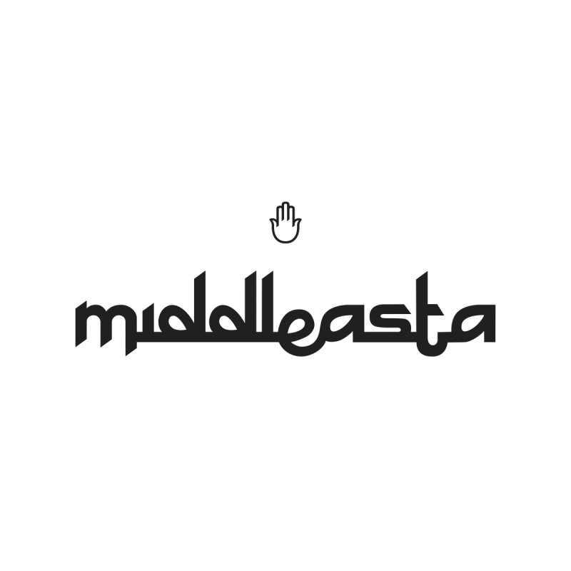 middleasta Logo T Men's T-Shirt by middleasta's Gift Shop