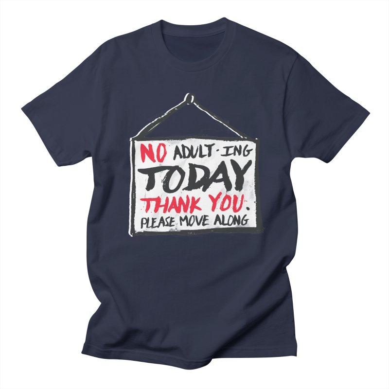No Thank You Women's Regular Unisex T-Shirt by MidnightCoffee