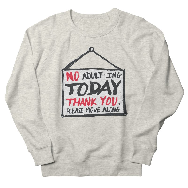 No Thank You Women's Sweatshirt by MidnightCoffee