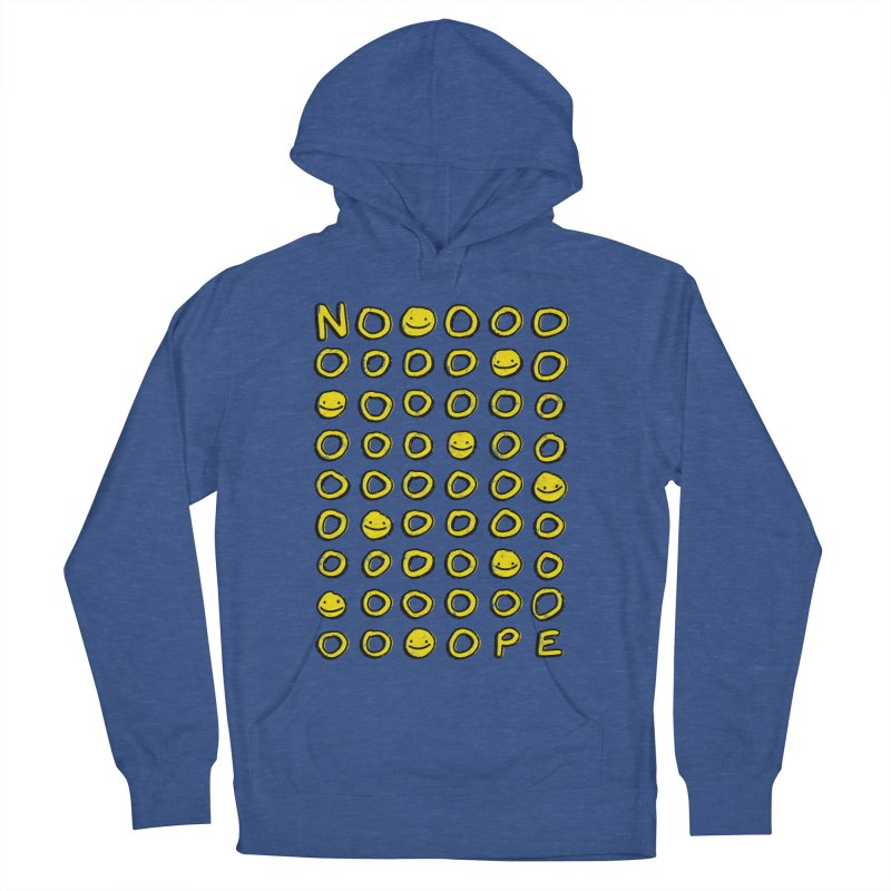 Say It With A Smile Women's Pullover Hoody by MidnightCoffee