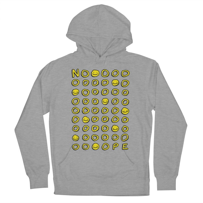 Say It With A Smile Men's Pullover Hoody by MidnightCoffee