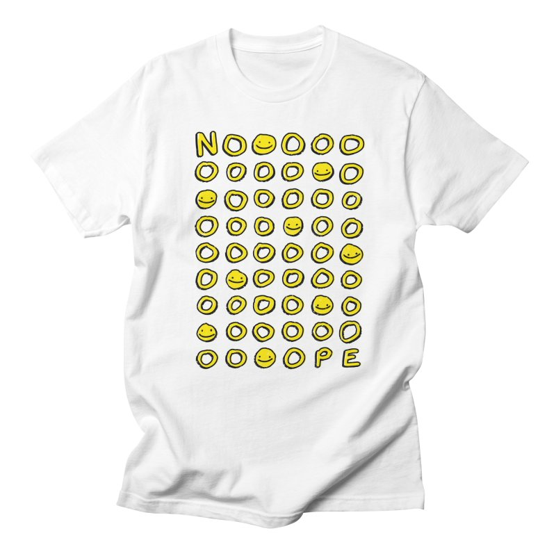 Say It With A Smile Women's Regular Unisex T-Shirt by MidnightCoffee