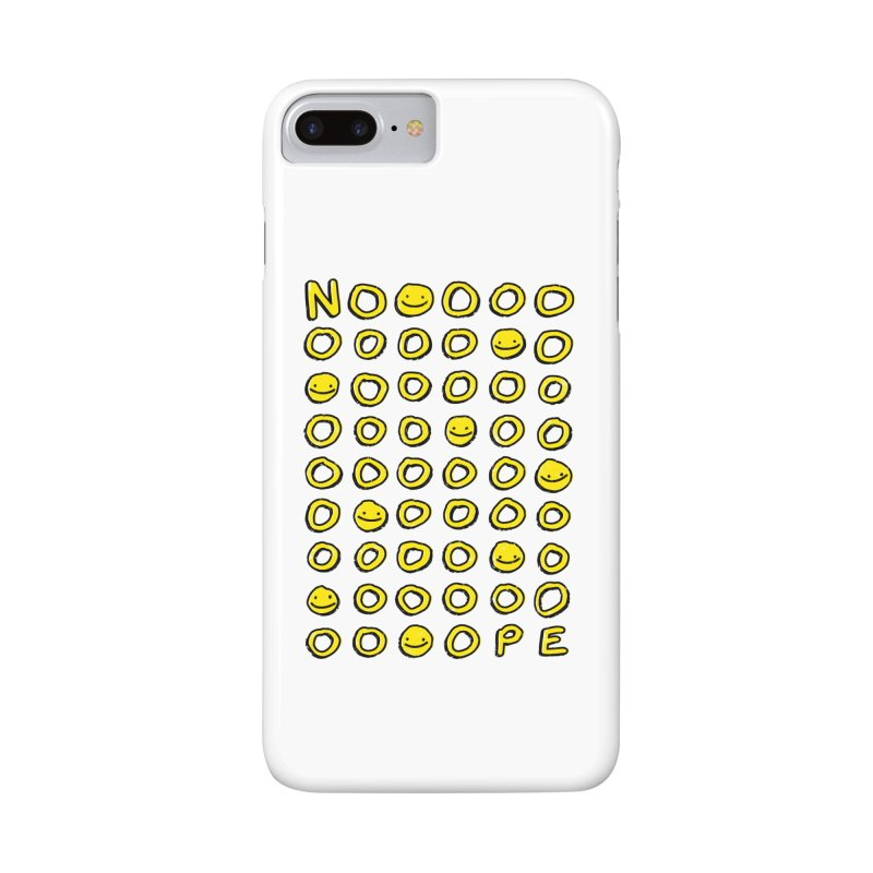 Say It With A Smile Accessories Phone Case by MidnightCoffee