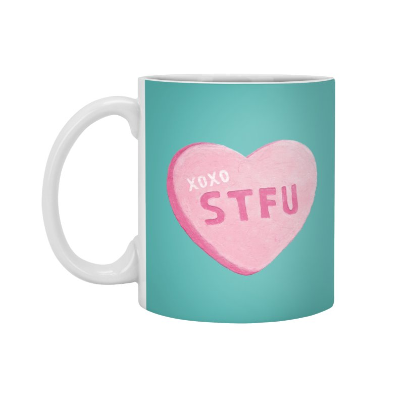 Sweetheart Accessories Mug by MidnightCoffee