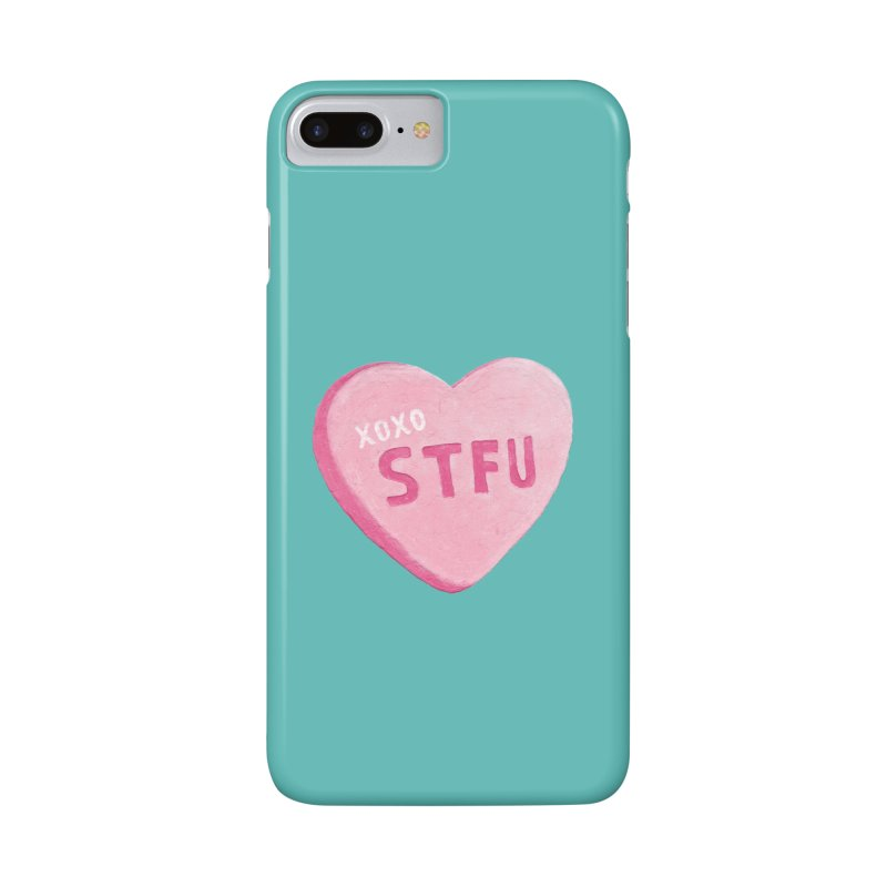 Sweetheart Accessories Phone Case by MidnightCoffee