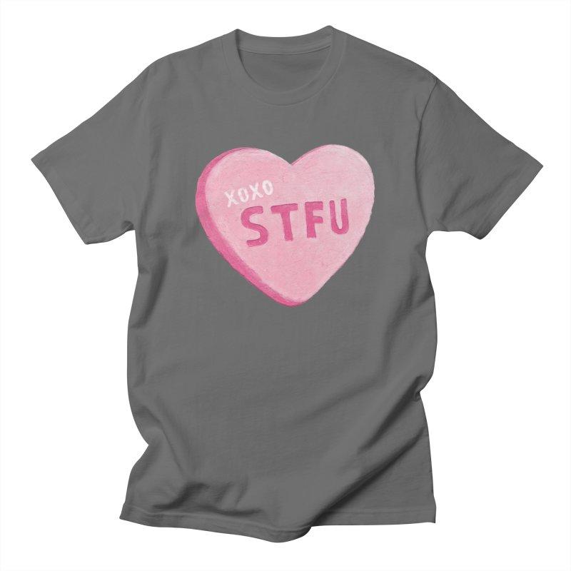Sweetheart Women's Regular Unisex T-Shirt by MidnightCoffee