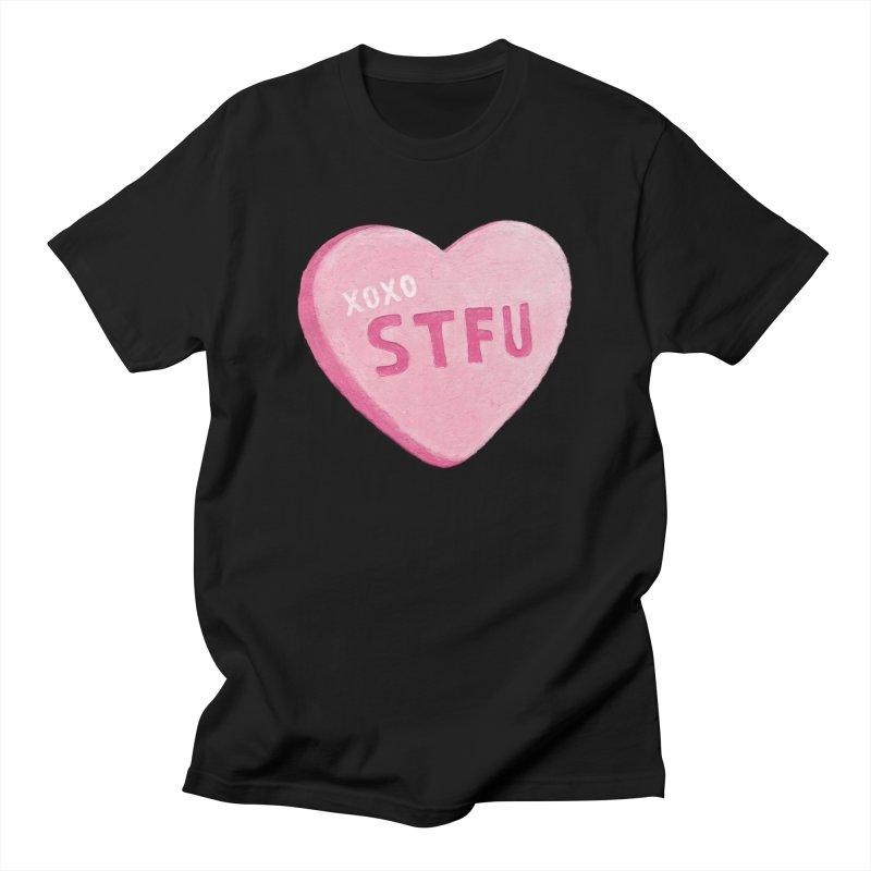 Sweetheart Men's T-shirt by MidnightCoffee