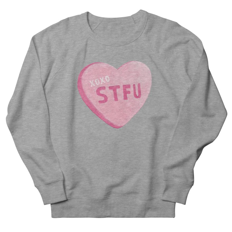 Sweetheart Men's Sweatshirt by MidnightCoffee