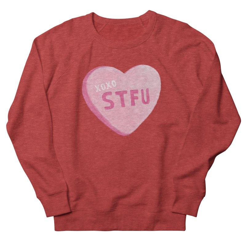Sweetheart Men's Sweatshirt by MidnightCoffee