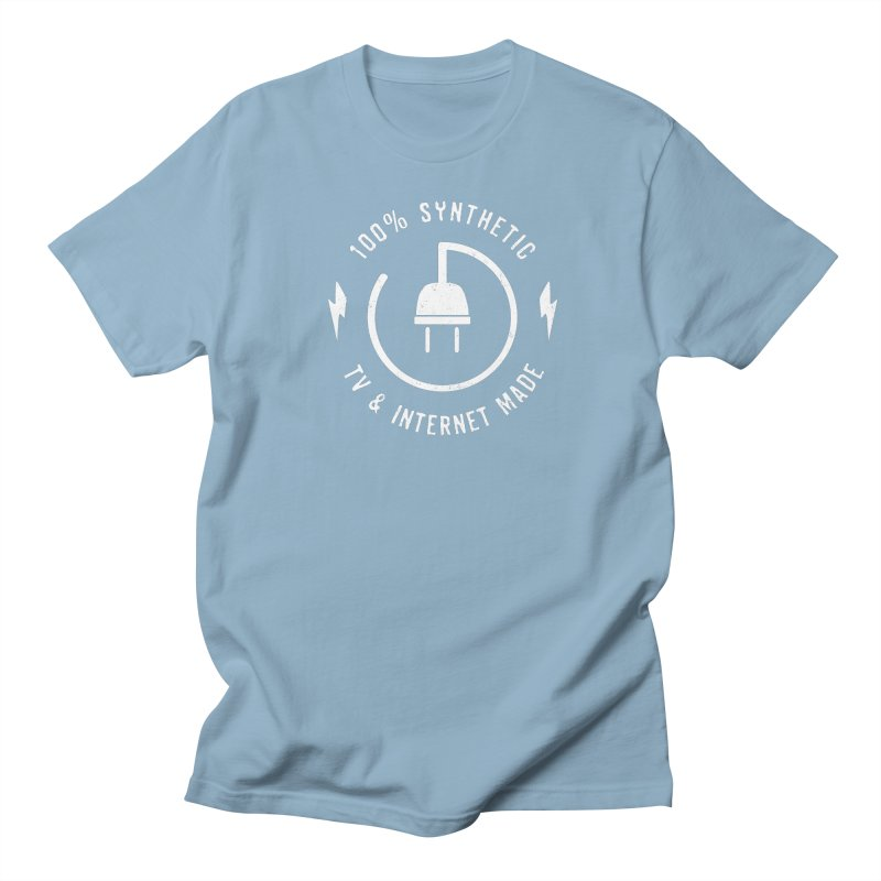 100% Synthetic Men's T-Shirt by MidnightCoffee