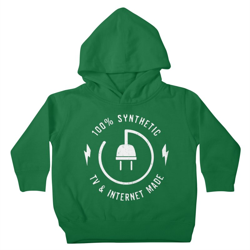100% Synthetic Kids Toddler Pullover Hoody by MidnightCoffee