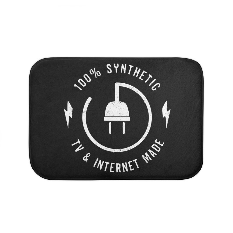 100% Synthetic Home Bath Mat by MidnightCoffee