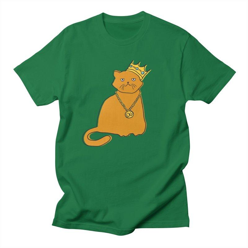 B.I.G. Men's T-Shirt by MidnightCoffee