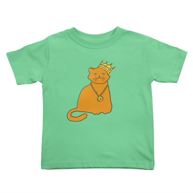 B.I.G. Kids Toddler T-Shirt by MidnightCoffee