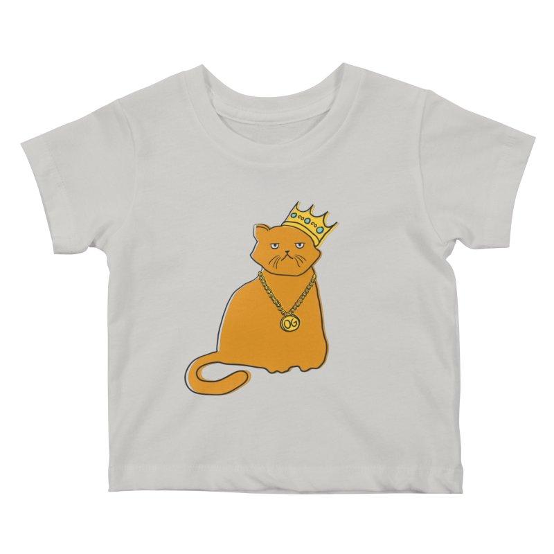 B.I.G. Kids Baby T-Shirt by MidnightCoffee
