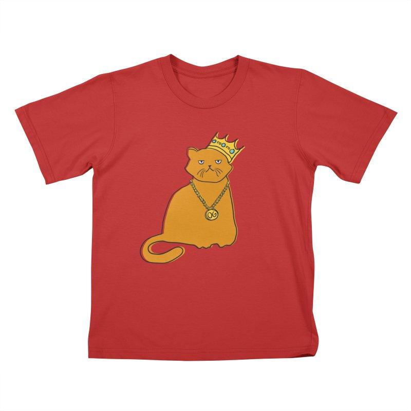 B.I.G. Kids T-Shirt by MidnightCoffee