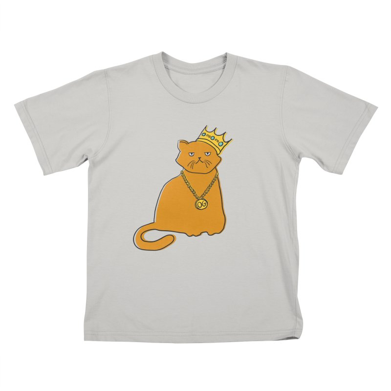 B.I.G. Kids T-shirt by MidnightCoffee