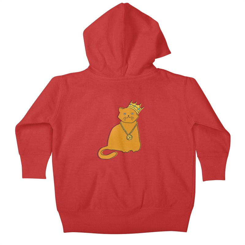 B.I.G. Kids Baby Zip-Up Hoody by MidnightCoffee