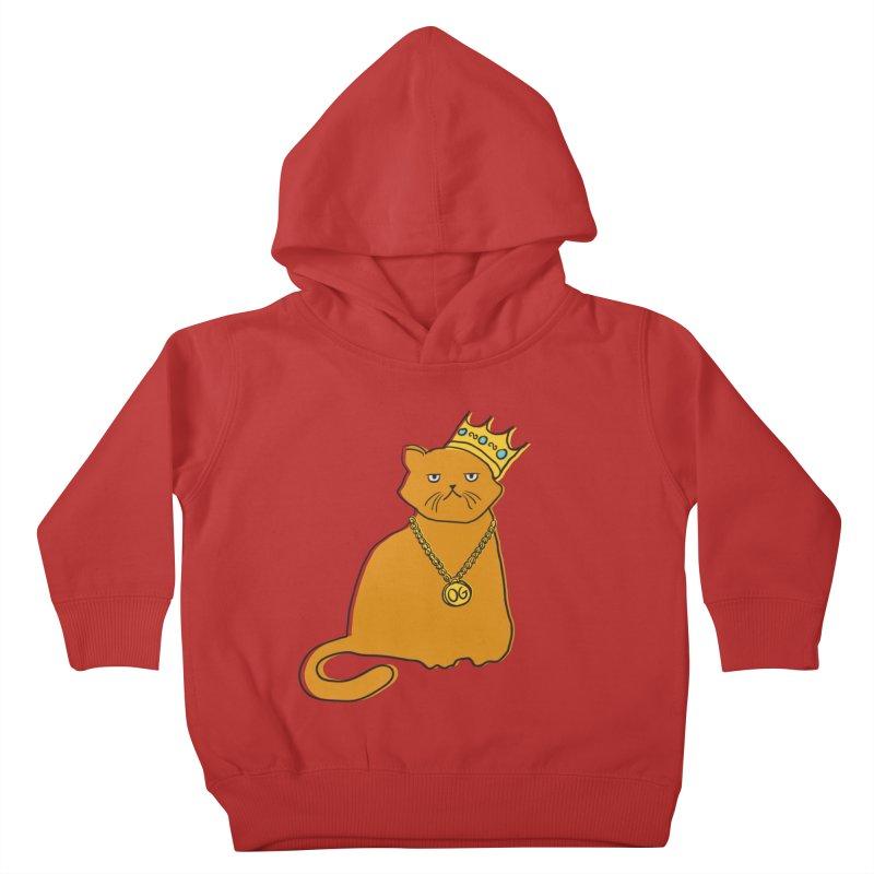 B.I.G. Kids Toddler Pullover Hoody by MidnightCoffee