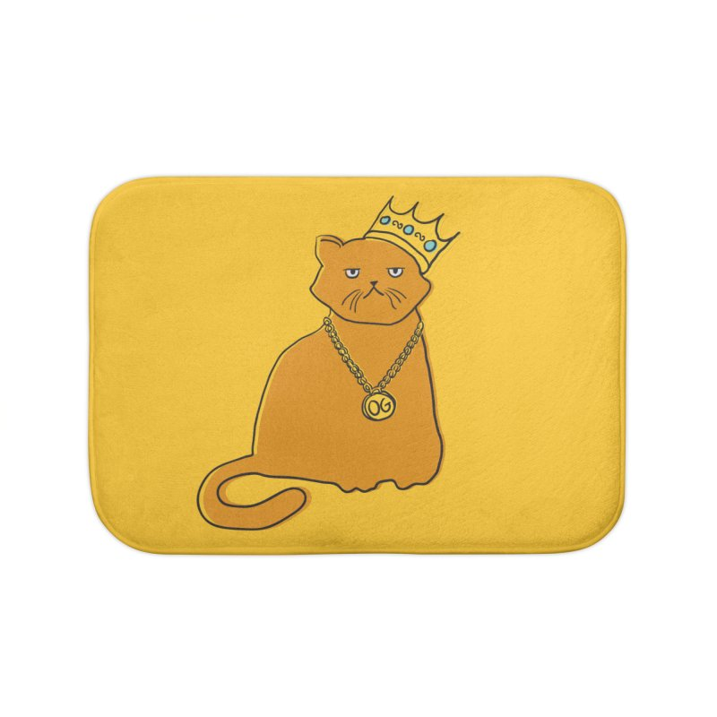 B.I.G. Home Bath Mat by MidnightCoffee