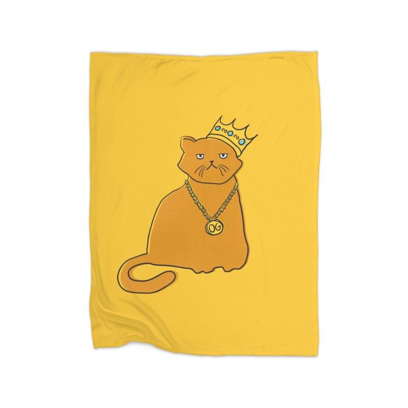B.I.G. Home Blanket by MidnightCoffee