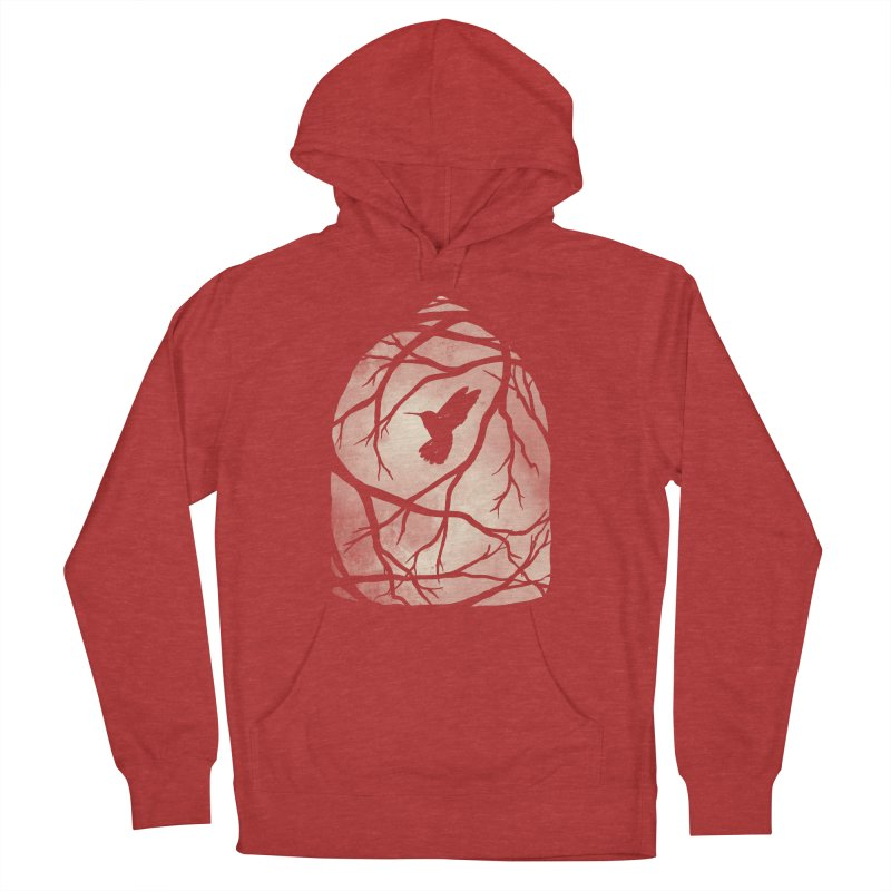 My Home; My Cage Women's Pullover Hoody by MidnightCoffee