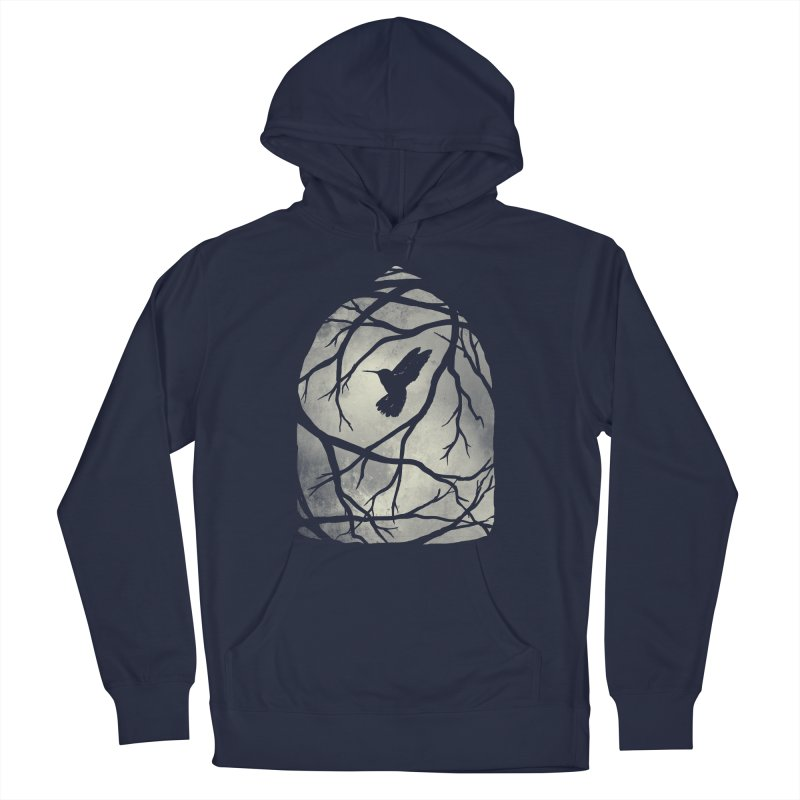 My Home; My Cage Women's French Terry Pullover Hoody by MidnightCoffee